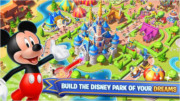 迪士尼梦幻乐园图1