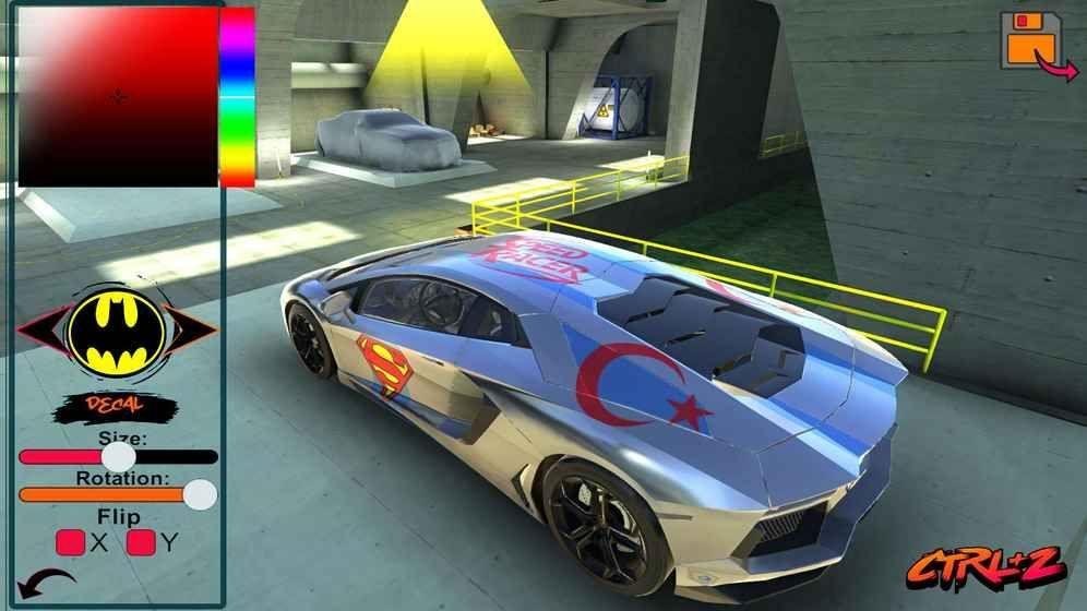 兰博基尼漂移模拟器2游戏图3