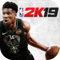 NBA 2K19无限金币破解版手游(含数据包) v52.0.1