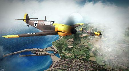 浴血战机二战空战手游图片1