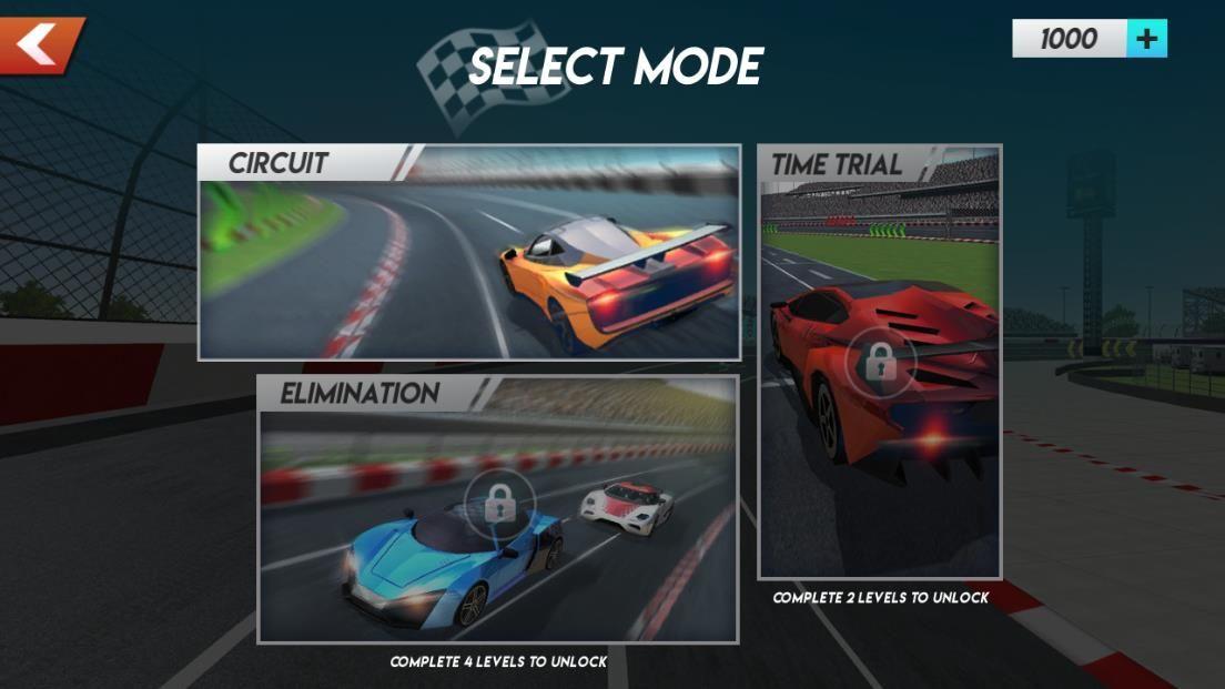 环路赛车2018游戏图2