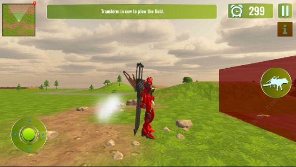 新时代农业机器人游戏图片1