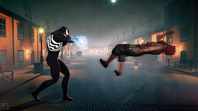 毒液超级英雄游戏图1