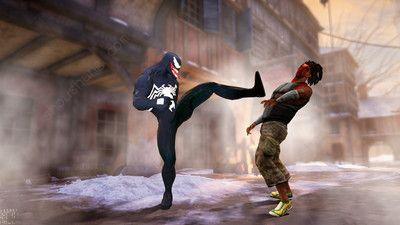 毒液超级英雄游戏图2