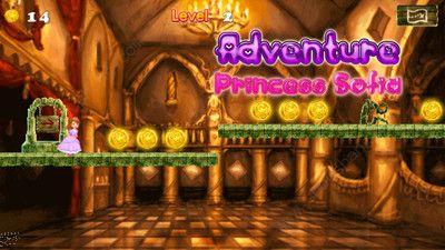 小公主苏菲亚冒险游戏图片1
