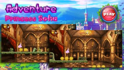 小公主苏菲亚冒险游戏图1