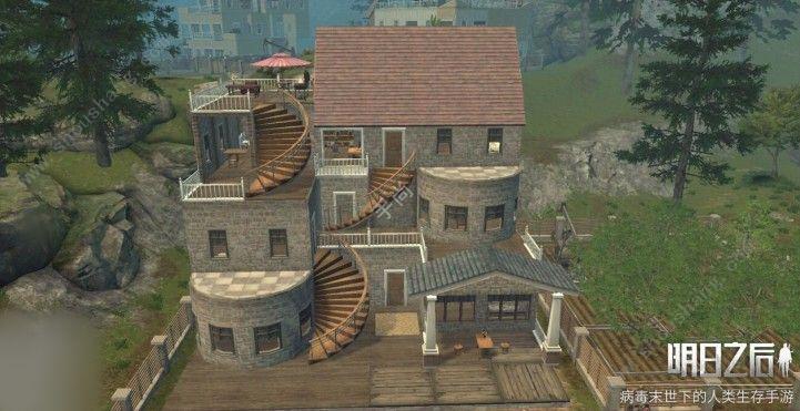 明日之后5级家园制作教程 给你一个城堡舒适的家[多图]图片1