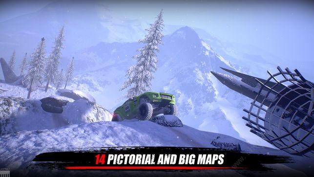 抖音Trail Climb游戏图2