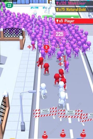 抖音拥挤的城市游戏图3