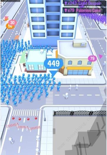 抖音拥挤的城市游戏图1