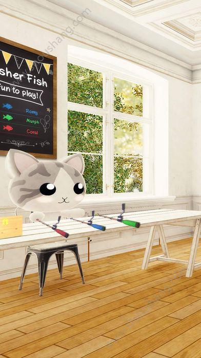 密室逃脱猫咪的海之家游戏图1