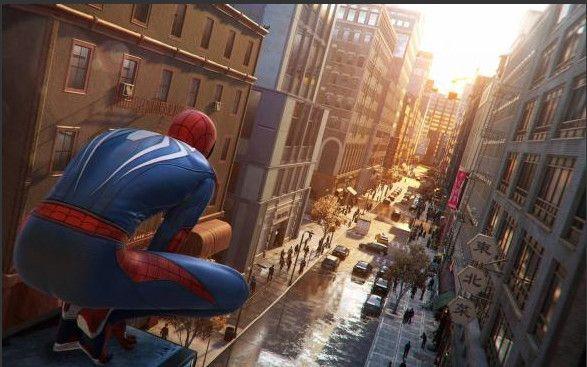 漫威蜘蛛侠游戏图1