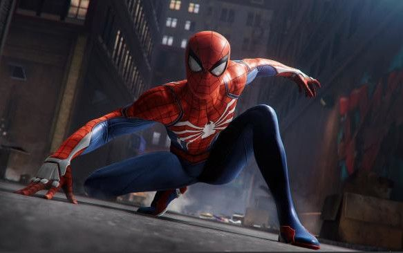 漫威蜘蛛侠游戏图片1