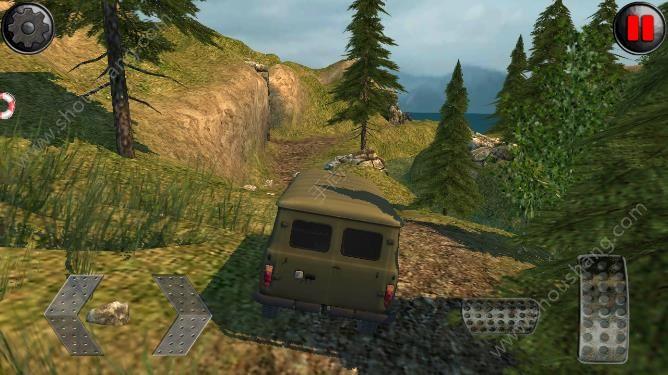 4x4俄罗斯越野车安卓版图1