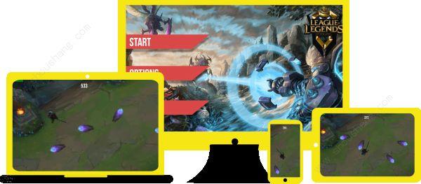 躲避联盟网页游戏入口图片4