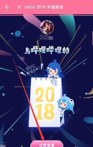 哔哩哔哩2018年度报告入口图3