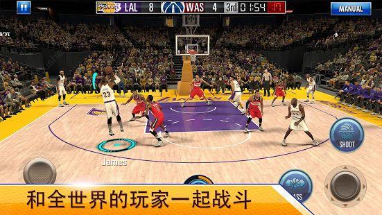 NBA 2K Mobile篮球安卓版图片5