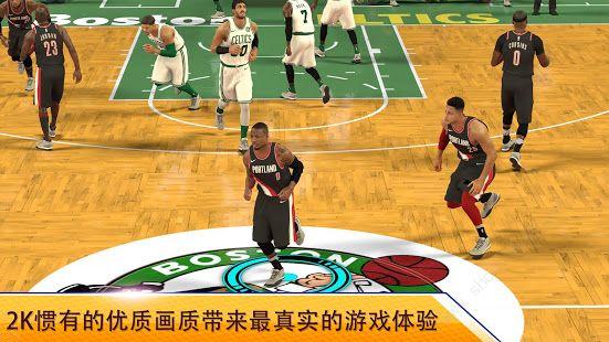 NBA 2K Mobile篮球安卓版图片1