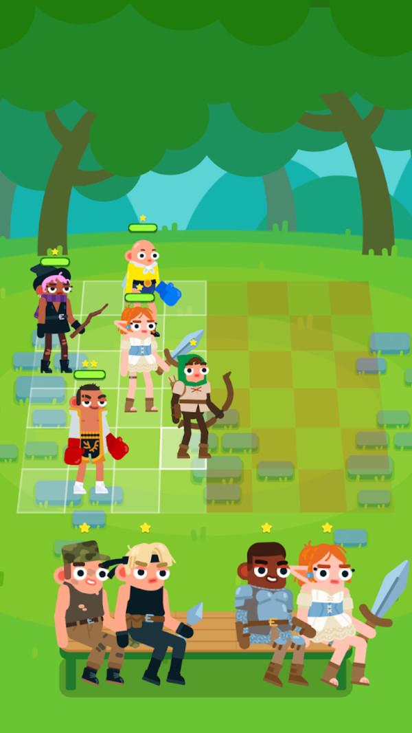 弓手自走棋游戏图片1