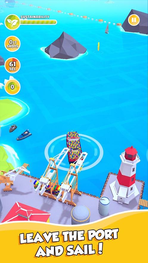 The Sea Rider海上骑士游戏图1