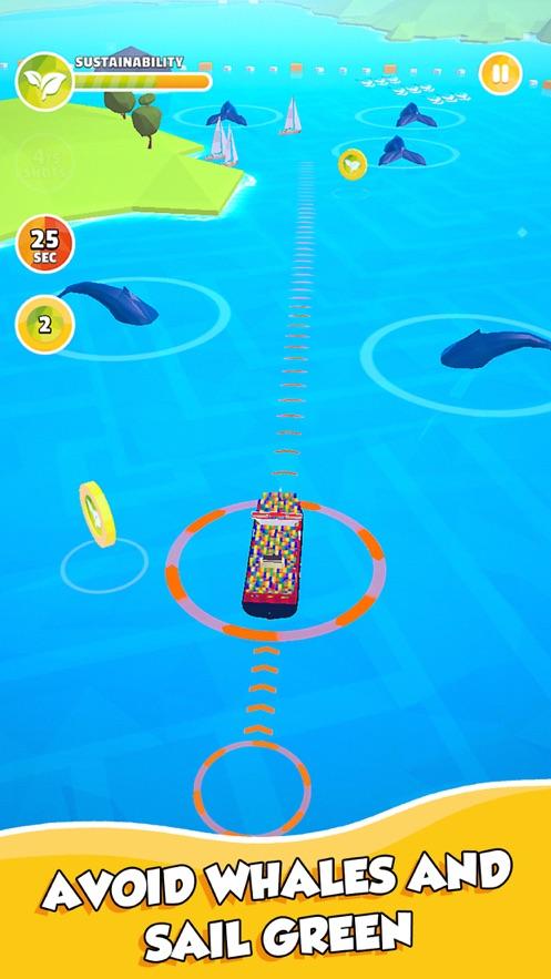 The Sea Rider海上骑士游戏图片3