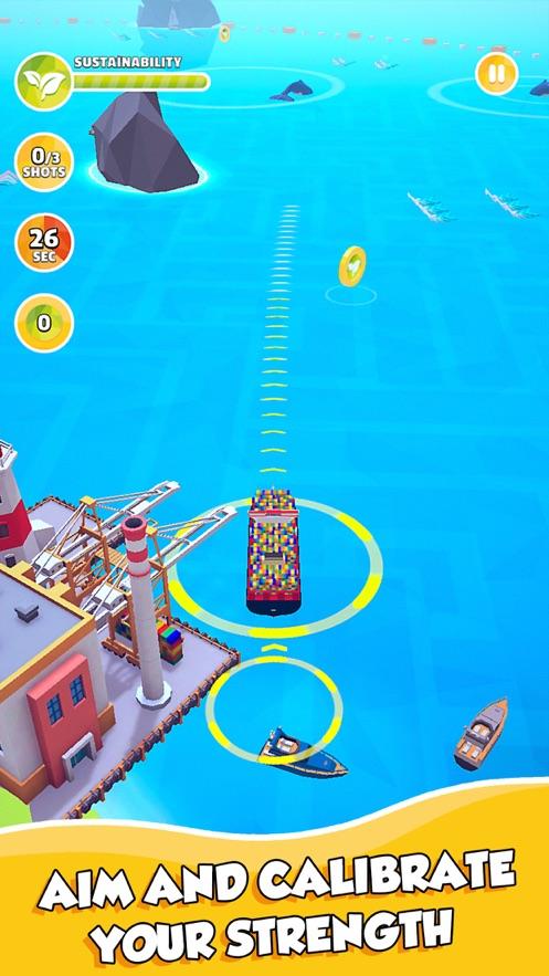 The Sea Rider海上骑士游戏图2