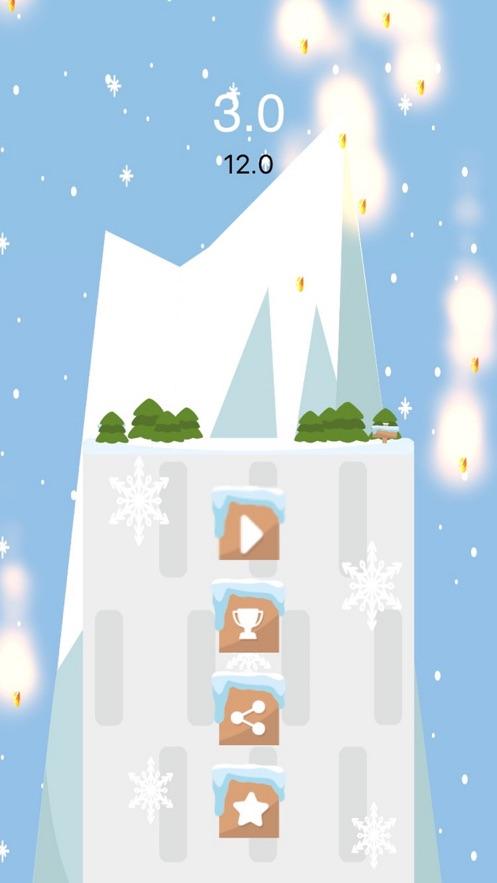 SNOW BEAR RUN雪熊快跑游戏图2