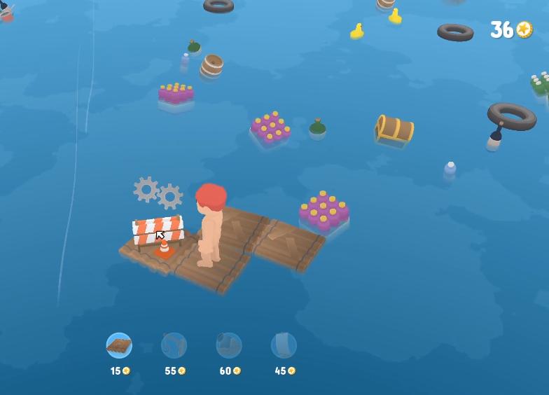 遭遇海盗打劫游戏图1