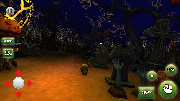 肉和屠夫的墓地游戏图3