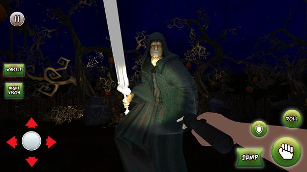 肉和屠夫的墓地游戏图片1