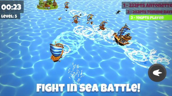 黑海战船大乱斗游戏图2