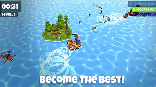 黑海战船大乱斗游戏图3