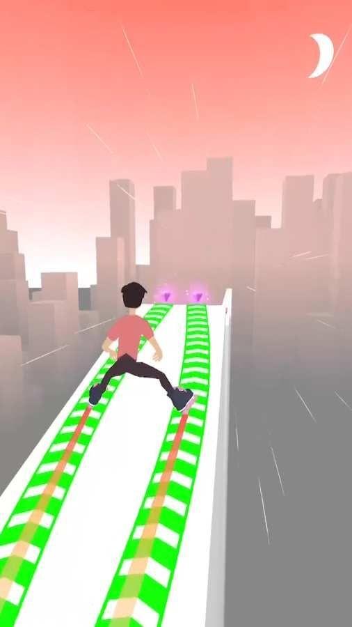 天空轮滑游戏图片1