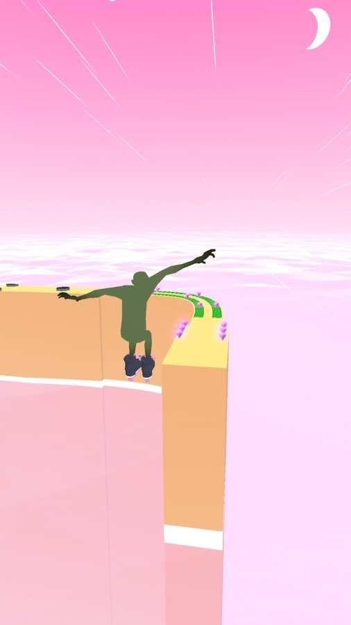 天空轮滑游戏图2