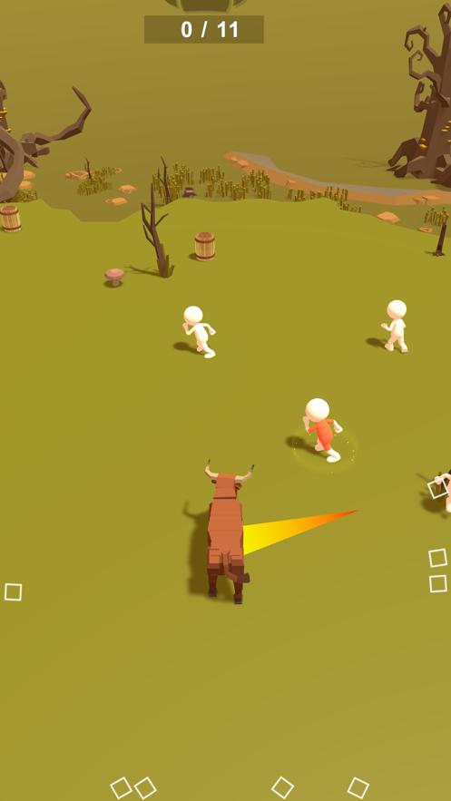 Bullfighting斗牛游戏图1