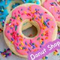 甜甜圈食品制作店游戏官方版 v1.0