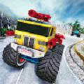怪物卡车比赛射击游戏官方版 v1.0