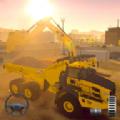 建筑施工模拟3D挖掘机驾驶游戏官方版 v1.0