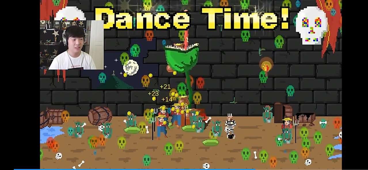 饥饿的植物游戏图2