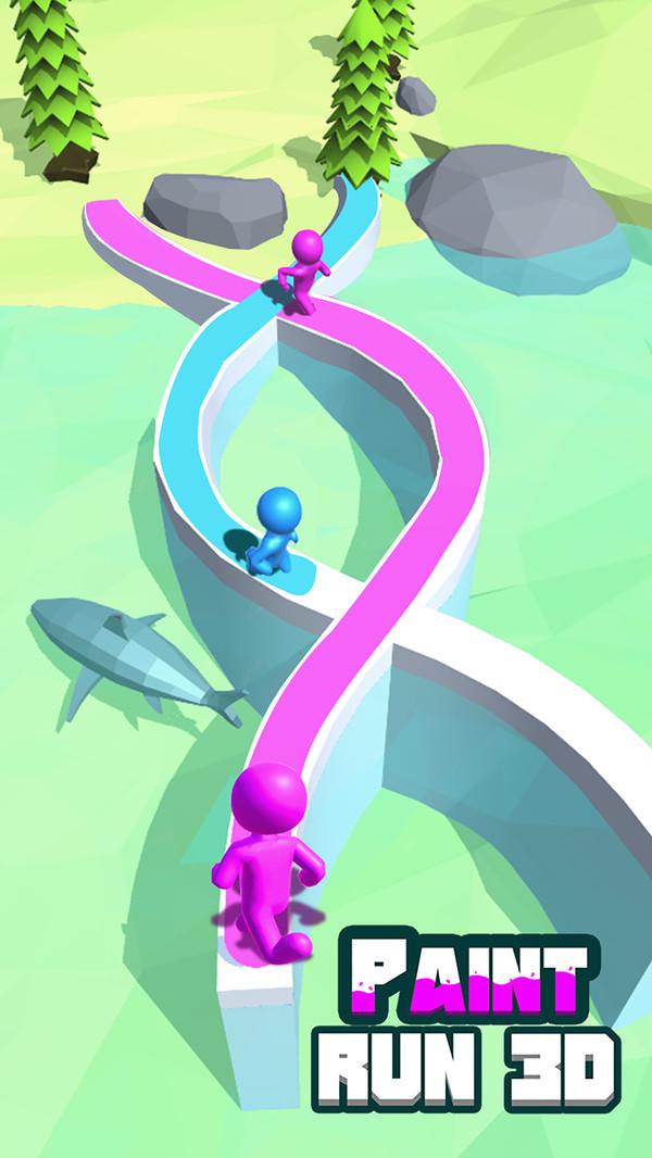 彩绘公路游戏图2
