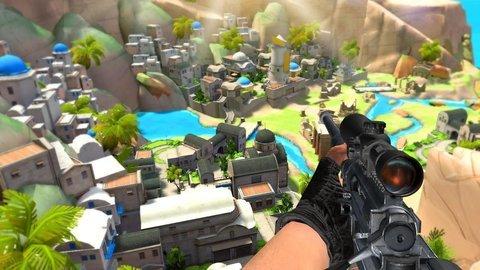狙击的行动游戏图1