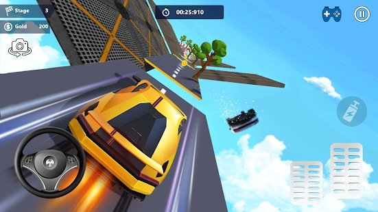 极限城市3D赛车游戏图1