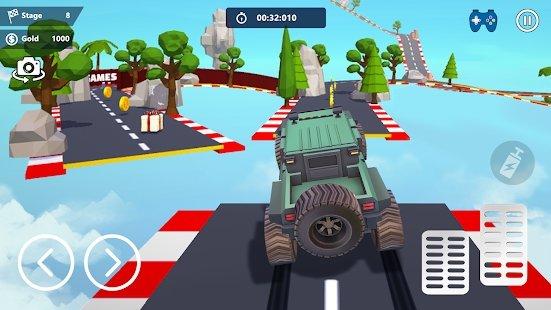 极限城市3D赛车游戏图2