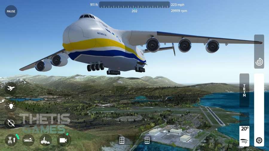 飞行模拟器2018中文版图片1