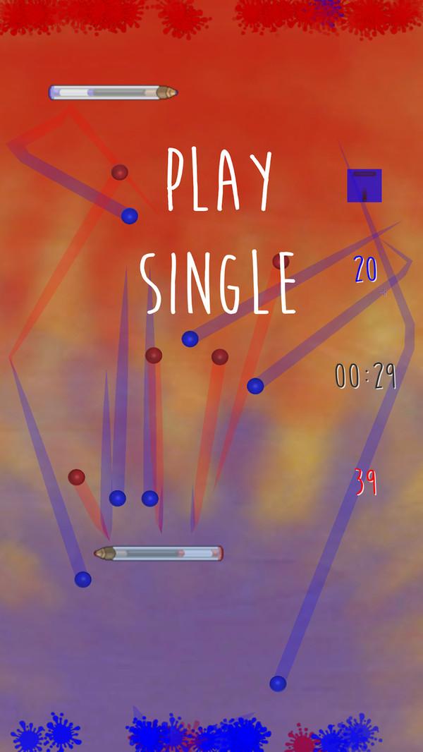 节奏乒乓球游戏图片1