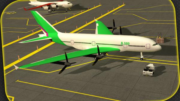 运输飞机3D安卓版图1