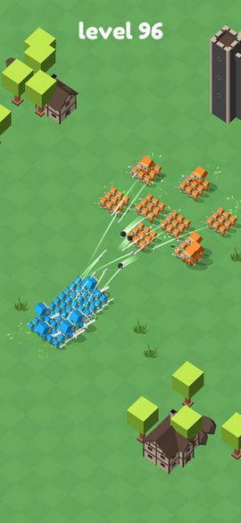军团冲击游戏图2