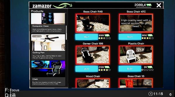 网吧模拟器游戏图3