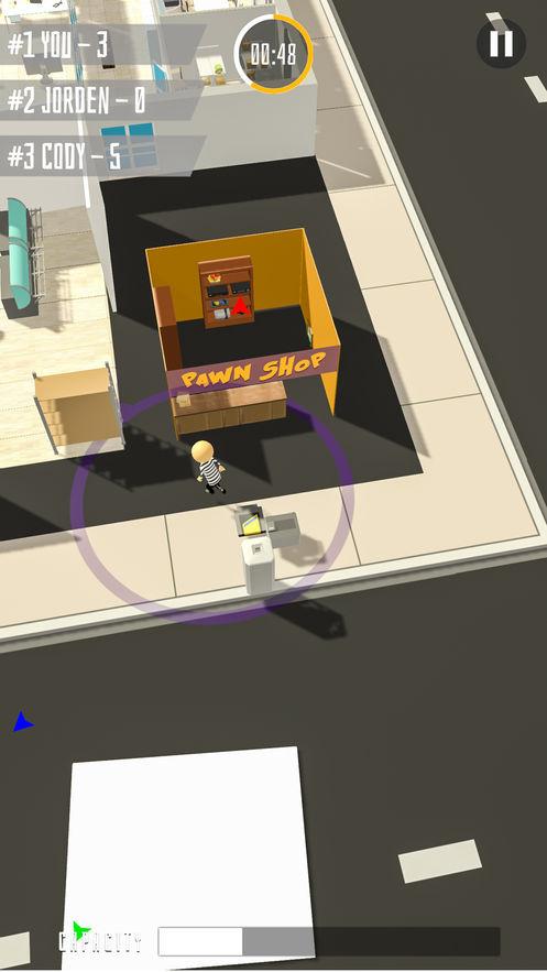 人群贼模拟器游戏图片1