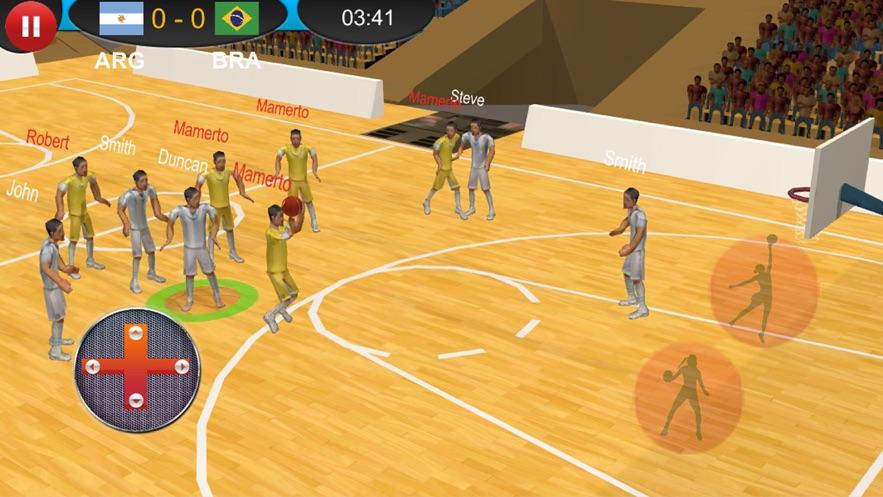 篮球联赛加拿大pc图片1